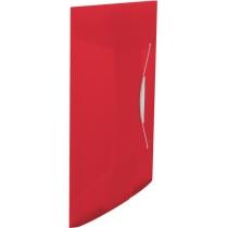 Папка на резинке Esselte Vivida PP, 150 листов, красная