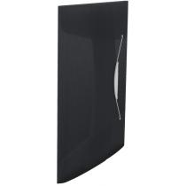Папка на резинке Esselte Vivida PP, 150 листов, черная