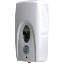 Дозатор бесконтактный под раствор 500мл, пластиковый белый