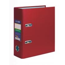 Папка-реєстратор А5, Economix, 70 мм, червона