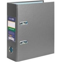 Папка-реєстратор А5, Economix, 70 мм, сіра