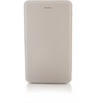 Мобильная батарея (Power Bank) Optima 4104, 4 000 mAh, 5V 1.0A, белая