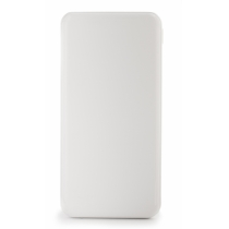 Мобільна батарея (Power Bank) Optima 4110, 8 000 mAh, 2*USB output, 5V 2.1A, колір білий