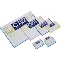 Рамка информационная настенная жесткая KEJEA формат А4, синяя