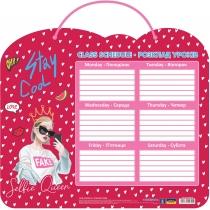 Расписание уроков «Cool Girl»