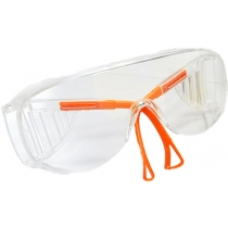 Очки защитные прозрачные открытые