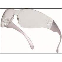 Очки защитные Deltaplus Brava2 Clear, прозрачные