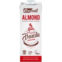 Органическое растительное молоко из миндаля Бариста, 1л