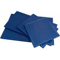 Ковер дезинфицирующий 50х50 см, синий