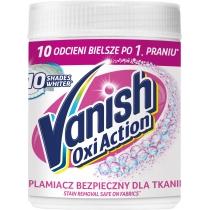 Универсальный пятновыводитель с активным кислородом для белого VANISH 470 г