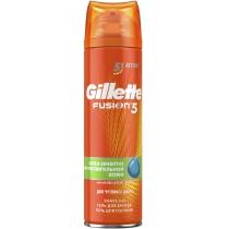 Гель Для Бритья Gillette Fusion 5 Ultra Sensitive 200мл