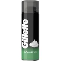 Пена для бритья Gillette Menthol 200 мл