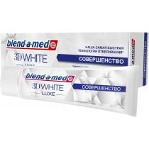 Зубная Паста Blend-a-med 3DWhite Luxe Совершенство 75мл
