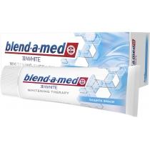 Зубная Паста Blend-a-med 3D White Whitening Therapy 75 мл, Защита Зубной Эмали