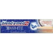 Зубная Паста Blend-a-med 3DWhite Бережная Чистка 100 мл