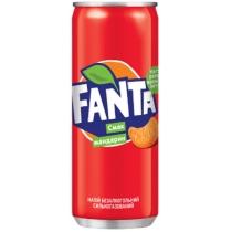 Напиток Fanta Мандарин 0,33л
