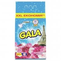 Пральний порошок Gala автомат Французький аромат 6 кг