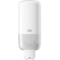 Дозатор для рідкого мила спрей Tork білий S1