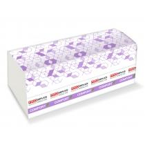 Рушники паперові 2 шари PRO service  Comfort eco V-складання 160 шт білий