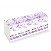 Рушники паперові 2 шари  PRO serviceComfort eco Z-складання  200 шт білий