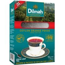 Чай чорний крупнолистовий Dilmah  50г
