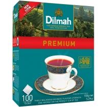 Чай чорний Dilmah Преміум  100шт х 1,5г