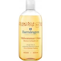 Гель для душа Barnangen Midsommar Glow с цветочными маслами 400 мл