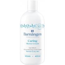 Крем-гель для душа Barnangen Сaring с овсяным молочком для нормальной и сухой кожи 400 мл