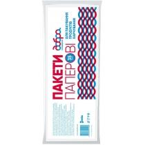 Пакеты бумажные  310 х 100 х 40 мм ТМ