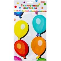 Скатерть ПЕ Balloons 132х182,88 см