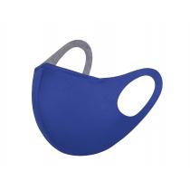 Маска Пітта RedPoint тканинна з фіксацією Яскраво-синя, розмір L