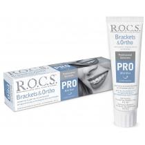 Зубна паста R.O.C.S. PRO Brackets & Ortho, 135г