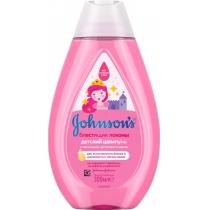 Детский шампунь Johnson's Baby «Блестящие локоны» 300 мл