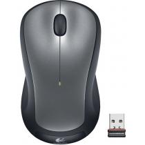 Миша Logitech Wireless Mouse M310 Silver