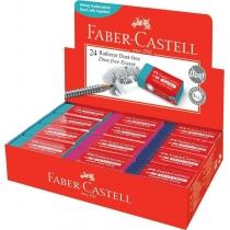 Гумка Faber-Castell Dust-Free TREND вініловий кольоровий