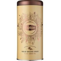 Чай чорний Lipton gold цитрусові та пелюстки соняшника 75г