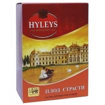 Чай зелений з ароматом маракуї крупнолистовий Hyleys Плід пристрасті 100г