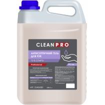 Дезинфицирующее средство для рук Clean Pro, гель 5 литров