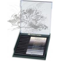 Набір ручок-пензликів капілярних  Faber Castell PITT ARTIST PEN
