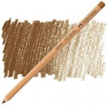 Олівець пастельний Faber-Castell PITT натуральна умбра (pastel raw umber) № 180