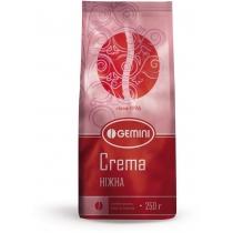 Кава   в зернах GEMINI  «Crema» 250г