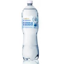 Вода мінеральна Поляна Квасова 8 сил / газ 1,5л