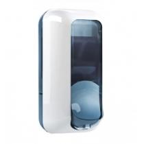 Дозатор піни Mar Plast з картриджем 0.5л пластик прозорий білий