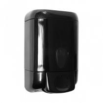 Дозатор рідкого мила PRESTIGE 1 л, чорний, пластик
