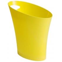 Відро Trento для паперів жовте, 6л