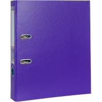 Папка-регистратор А4 Economix Light, 50 мм, фиолетовая