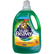 Рідкий засіб для прання WАSH BEAVER UNIVERSAL 3300 мл