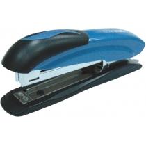 Степлер №10 Economix, до 16 л., пласт. корпус, синий