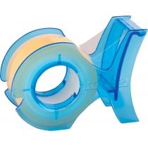 Диспенсер пластиковый FISH с клейкой лентой в блистере, 19мм*10м