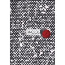 """Канцелярська книга """"Малюнки природи. Wool"""" А4, лінійка, 96 арк."""